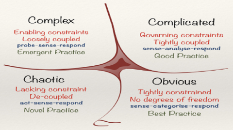 How to understand your context and make better decisions: The Cynefin Framework